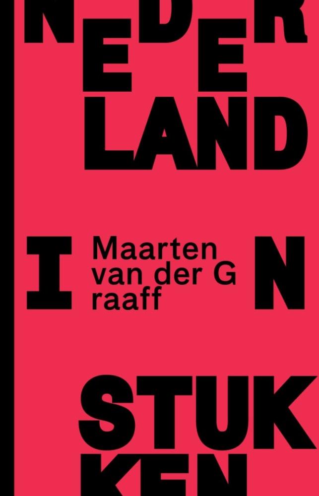 cover Nederland in stukken